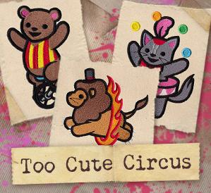 Too Cute Circus (Design Pack)_image