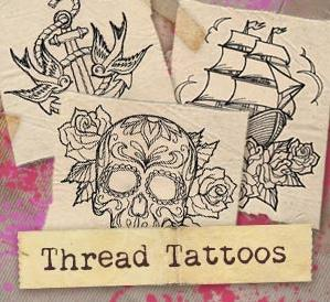 Thread Tattoos (Design Pack)_image