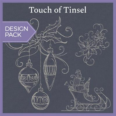 Touch of Tinsel (Design Pack)_image