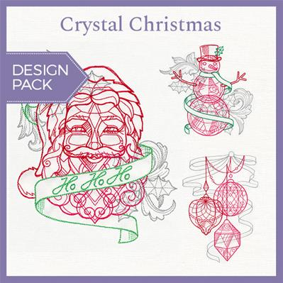 Crystal Christmas (Design Pack)_image