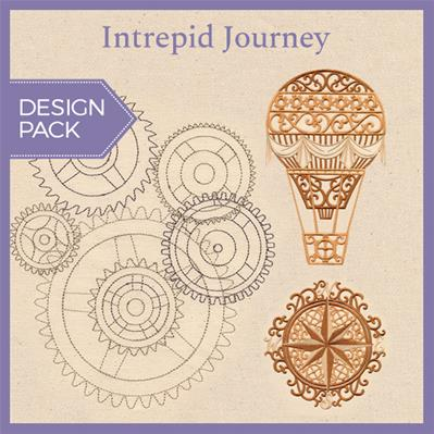 Intrepid Journey (Design Pack)_image