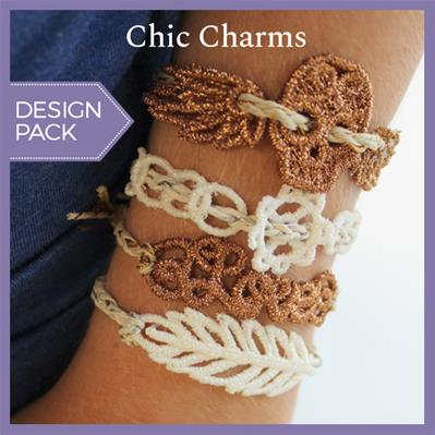 Chic Charms (Lace) (Design Pack)_image