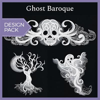 Ghost Baroque (Design Pack)_image