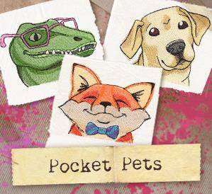 Pocket Pets (Design Pack)_image