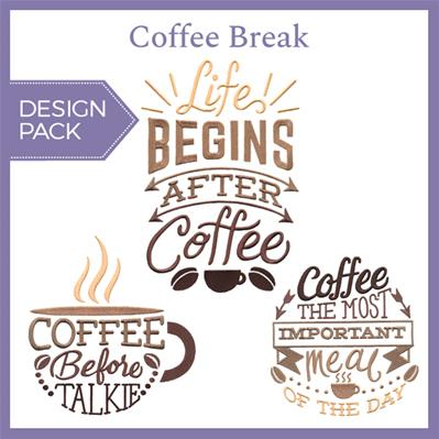 Coffee Break (Design Pack)_image