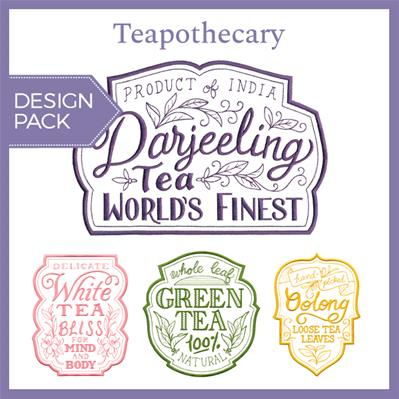 Teapothecary (Design Pack)_image