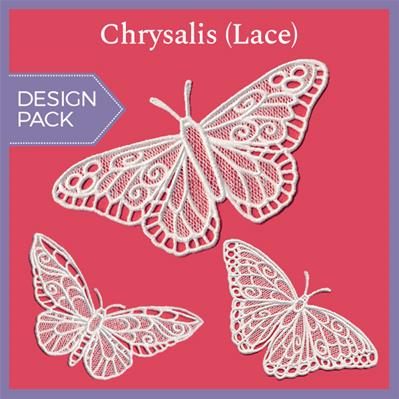Chrysalis (Lace) (Design Pack)_image