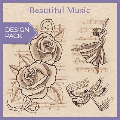 Beautiful Music (Design Pack)_image