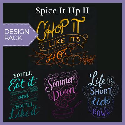 Spice It Up II (Design Pack)_image