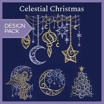 Celestial Christmas (Design Pack)_image