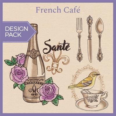 French Cafe (Design Pack)_image