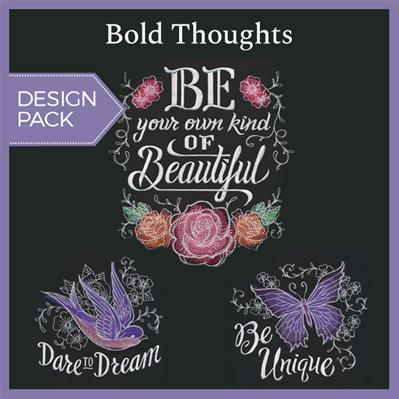 Bold Thoughts (Design Pack)_image
