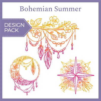 Bohemian Summer (Design Pack)_image