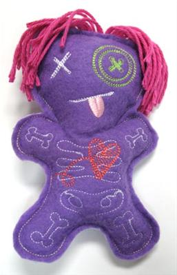 Drop Dead Fred (Voodoo Pincushion)_image