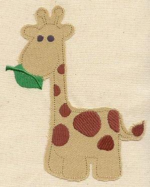 Mr. Georgeaffe (Applique)_image