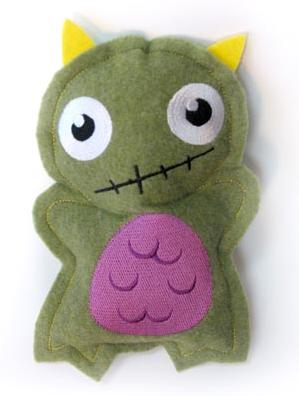 Mellow Monster (Stuffed)_image