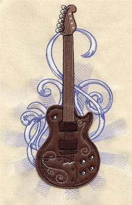 Guitar Solo (Applique)_image