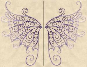 Delicate Wings (Wing Pair)_image
