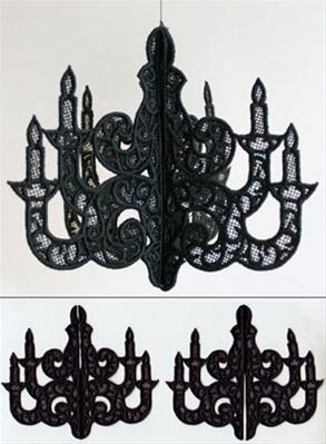 Grand Chandelier (3D Lace)_image