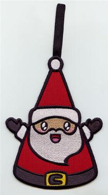 Kawaii Christmas - Santa (Ornament)_image