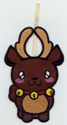 Kawaii Christmas - Reindeer (Ornament)_image