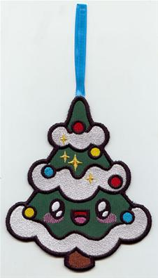 Kawaii Christmas - Tree (Ornament)_image
