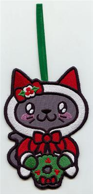 Kawaii Christmas - Kitty (Ornament)_image