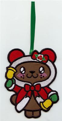 Kawaii Christmas - Bear (Ornament)_image