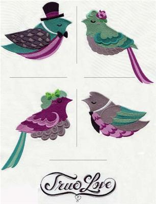 True Love Birds (Mix and Match)_image