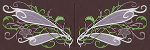 Elven Court Dragonfly (Wing Pair)_image