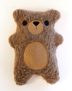 Bumbling Bear (Stuffed)_image