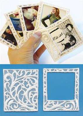 Instant Frame (Lace)_image