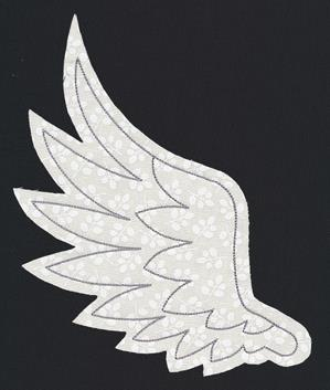 Flash Stitch - Wing (Applique)_image