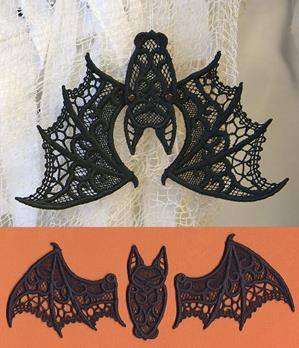 Batty Beauty (Lace)_image