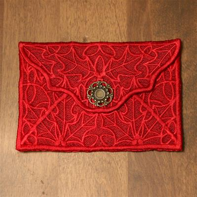 Holly Envelope (Lace)_image