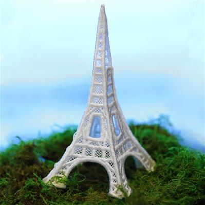 Eiffel Tower (Lace)_image