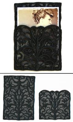 Damask Envelope (Lace)_image