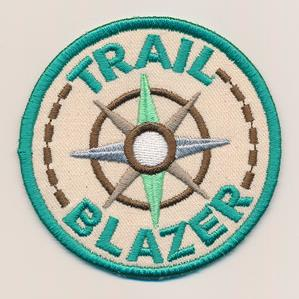 Adventure Merit Badges - Trail Blazer (Patch)_image