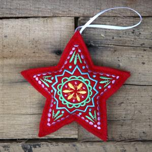 Bohemian Star (Stuffed)_image
