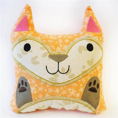 Cozy Critters - Fox (Stuffed)_image