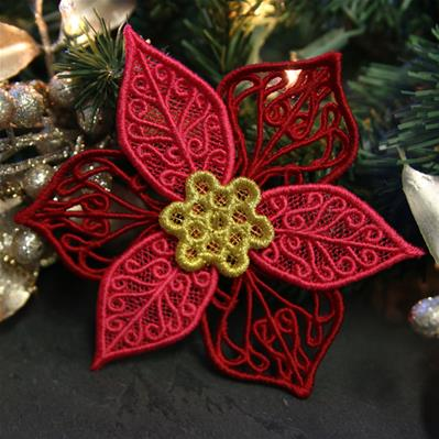 Layered Poinsettia (Lace)_image