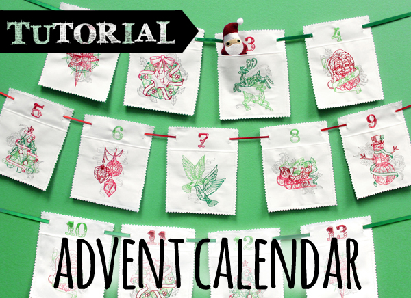 Calendar Embroidery Design : Tutorials urban threads unique and awesome embroidery