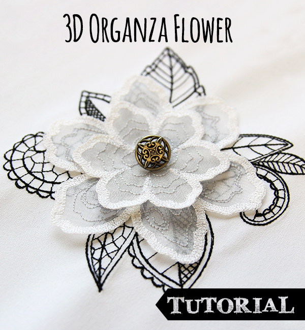 Tutorials urban threads unique and awesome embroidery for Pop design flower
