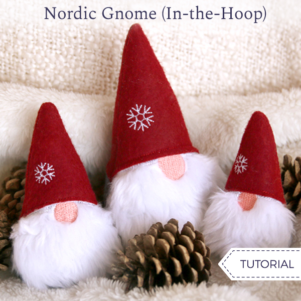 Nordic Gnome (In-the-Hoop)
