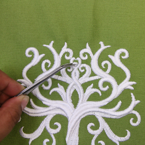Puff Foam Embroidery