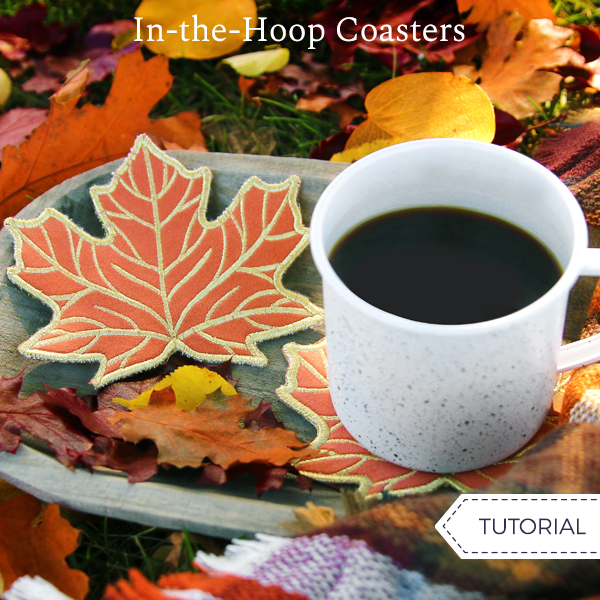 In-the-Hoop Coasters