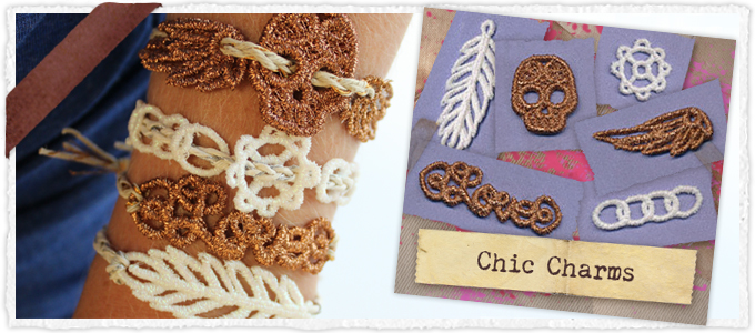 Chic Charms (Lace) (Design Pack)