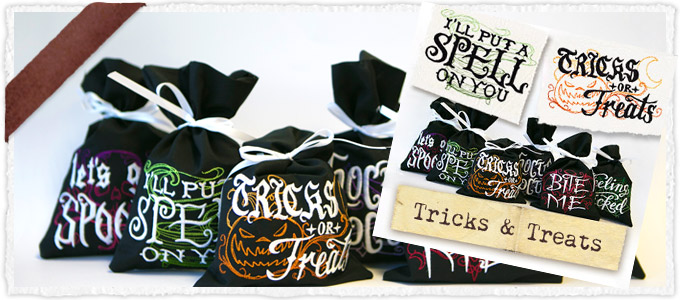 Tricks & Treats (Design Pack)