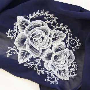 Urban Threads - New Tutorial: Embroidering on Sheer Fabric