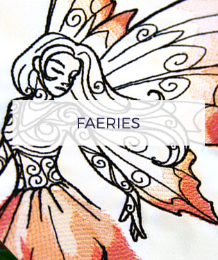 Urban Threads - Fairy Designs